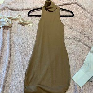 ZARA turtleneck dress size small